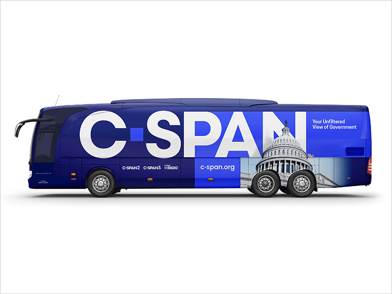 C-SPAN - REBRAND